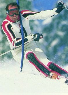 Phillip Mahre - USA - winner 1981, 1982, 1983 World Cup Skiing, Yellowstone Club, 1984 Olympics, Ski Racing, Ski Wear, Alpine Skiing, Skiers, Oldschool, Vintage Ski