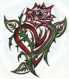 Celtic heart designs tattoos, letter j tattoo fonts - My list of best tattoo models Tribal Drawings, Tattoo Design Drawings, Heart Tattoo Designs, Tribal Tattoo Designs, Heart Designs, J Tattoo, Tattoo Fonts, Body Art Tattoos, Wing Tattoos