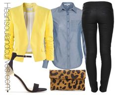 heartsoulandcurves: Dare To Be Different… If I was your stylist