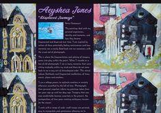 Aeyshea Jones' page on about.me – http://about.me/AeysheaJones