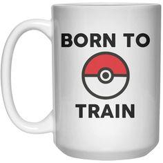 Born To train MUG Mug - 15oz