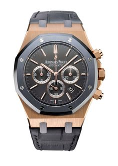 Audemars Piguet Royal Oak Collection, Leo Messi