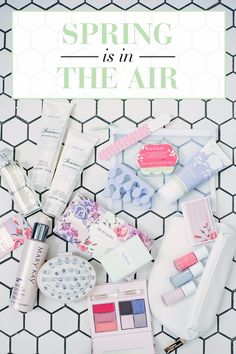 New TimeWise Body™, regular line and Limited-Edition† Forever Diamonds™, and Limited-Edition† Into the Garden™ products will have you covered from head to toe and dreaming of spring! | Mary Kay