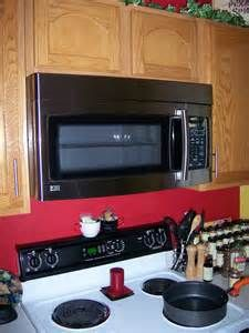 Microwave wall mount as the best base for your microwave! | Modern Kitchen Furniture Photos, Ideas & Reviews