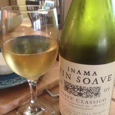 Inama, Soave Classico 2009 - Makes me want spicy Chinese food // http://forkly.com