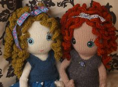 Pair Pixies by TumbleberryToys, via Flickr