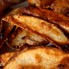 Crunchy Oven Fries