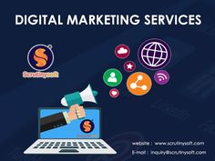 Connect with us to Boost your Business. Let Scrutinysoft help you to make your website be on the first page for the search inquiry about products or services that your company may supply. Digital Marketing Services, Online Marketing, Social Media Marketing, Marketing Consultant, Growing Your Business, Connect, Join, Website, Search