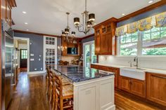 Impressive Hampton's Style Home In Cold Spring Harbor, NY | Lucky to Live Here Realty