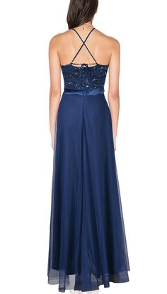 b1b07e2c0e5b1 Viwenni Womens Vintage Lace Evening Party Wedding Long Dress XXL Blue   gt  gt  gt