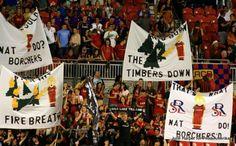 Real Salt Lake vs Portland Timbers FC, 22-September