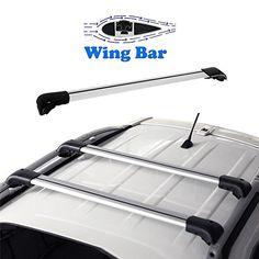 Trustful Car Accessories 2 Pcs Aluminium Alloy Roof Rack Rail Lamp Tie Cross Bar Shelf Universal Luggage Carrier Travel & Roadway Product