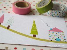 my washi tape: La Magia de Navidad!!