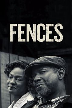 Fences 2016. In 1950s Pittsburgh, a frustrated African-American father struggles with the constraints of poverty, racism, and his own inner demons as he tries to raise a family.