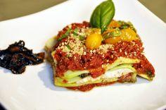 Raw Lasagna by Mimi Kirk