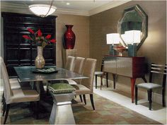 dining room design ideas modern brighten the with multiple light