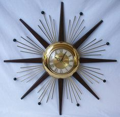 Starburst clocks
