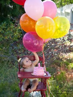Dani's First Birthday Photos - creativecandids' Photos