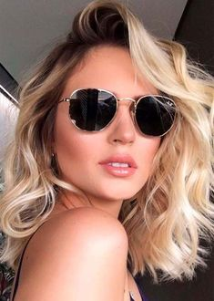 15 Stunning Medium Length Blonde Hairstyles for 2018
