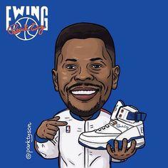 Patrick Ewing #33