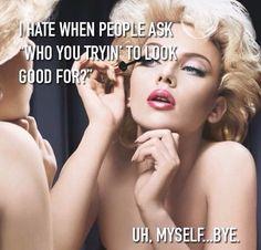 Bye. #Makeup