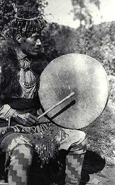 DJANG: Siberian Shamans