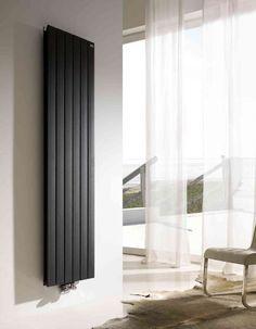 Throne Bathrooms XRay Designradiator 180x44cm AVV middenaansluiting 180/40 MA Grafit Quartz 2 1074 Watt - 74021104 - Sanitairwinkel.nl