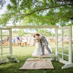 Outdoor Wedding Entrance Doors Ideas - Wedding Inspiration Ideas 2016
