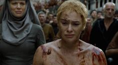 game of thrones season 5 Cersei punished