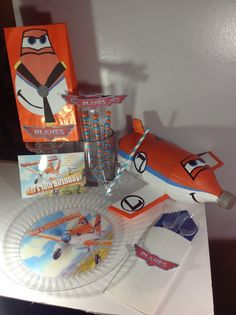 Disney Planes Birthday Party Pack 8 Guest Package by EpicEvent, $46.99