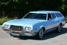 77 Ford Station Wagon | Ford gran torino 1973 / Ford Gran Torino Sport - Specs, Videos, Photos ...