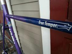 True temper bike steel