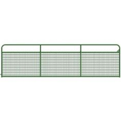 Wire Filled Gate 10 Ft Tractor Supply Co Fenced In