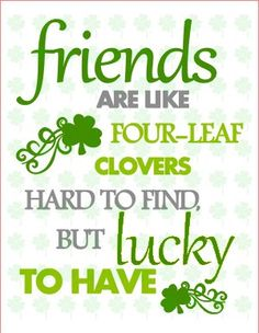 St. Patrick's Day Quote - Digital Download