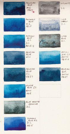 Jane Blundell: Black Sketch Books 1 - Moleskine Watercolour Notebooks.