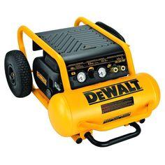 Dewalt 4.5 gallon Portable Electric Air Compressor - 329021