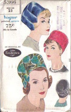 Vogue 5366   An original by John Frederics