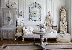 Come arredare casa in stile #shabbychic - #arredamento #interiordesign