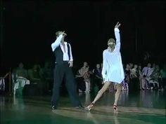 Riccardo Cocchi & Yulia Zagoruychenko Cha cha cha 2010 WDSS