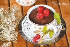 Chocolate Fondue, Pudding, Mugs, Cake, Desserts, Food, Tailgate Desserts, Deserts, Custard Pudding
