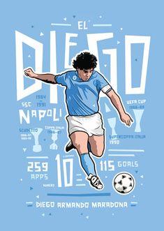 Diego Maradona - Napoli Tribute