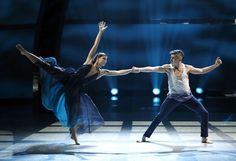 Rudy Abreu and Carly Blaney Interview on So You Think You Can Dance #soyouthinkyoucandance