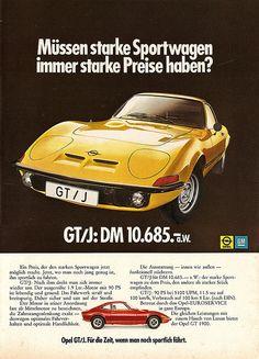 Opel GT/J (1971)