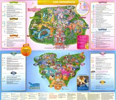 Disneyland Paris: schedules, maps, mobile application, everything to be ready … Plan Disneyland, Disneyland Paris Attractions, Disneyland October, Hello Disneyland, Trips To Disneyland Paris, Disney Vacations, Disney Trips, Disney Parks, Disney Land