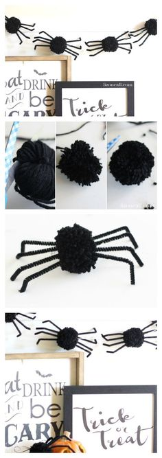 Halloween Spider Gar