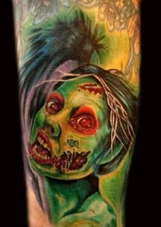 a6d2a8629a628 22 Best Spooky Girl Tattoo images in 2017 | Female Tattoos, Feminine ...