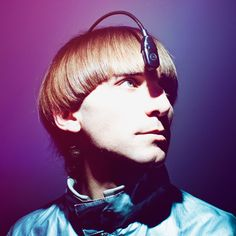 Cyborg artist Neil Harbisson hears colour and enjoys listening to Antoni Gaudí's architecture with his Eyeborg - a sensory device implanted into his skull.