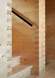 Architekturbüro Peter Zumthor, Ralph Feiner · The Unterhus. Leis ob Vals…