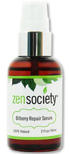 "Zen Society~ Kaitlyn Lockman of Stamford, Conn., says her herbalism expertise allows her to create Zen Society's 100% natural skincare-product line. That means ""no fragrances, no preservatives & no chemicals,"" she says. Her top seller is Billberry Repair Serum, a unisex light-weight facial oil that purports to nourish, moisturize, & improve skin elasticity. She donates a portion of sales to Friends of the Earth, a grassroots environmental network, uses eco-friendly packaging, & her co. is…"