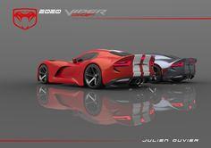 2020 VIPER CONCEPT by Julien Ouvier Copyrights Julien Ouvier